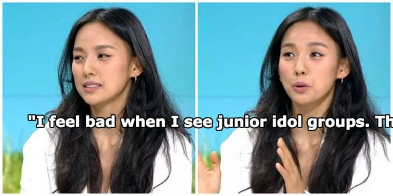 Why K Pop Legend Hyori Lee Feels Bad For Young Idol Groups