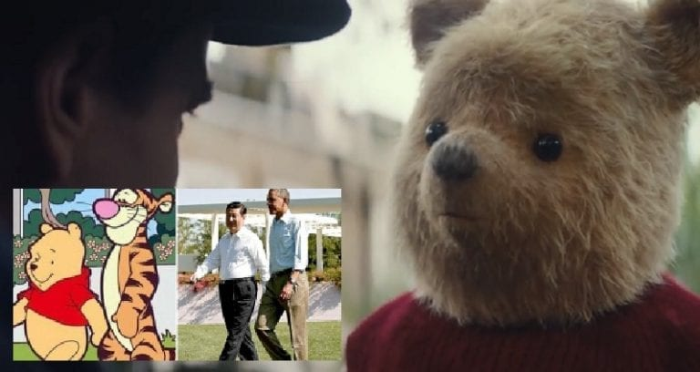 Disney S Christopher Robin Banned In China Over Winnie The Pooh