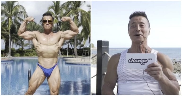 This 69 Year Old Chinese Grandpa S Physique Will Blow You Away