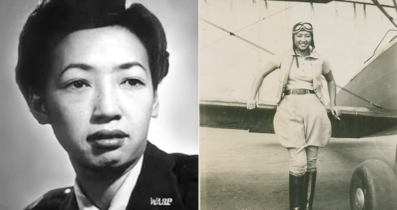 Meet Hazel Ying Lee, The First Chinese American Woman to Be a Pilot in the  U.S. Military During WWII