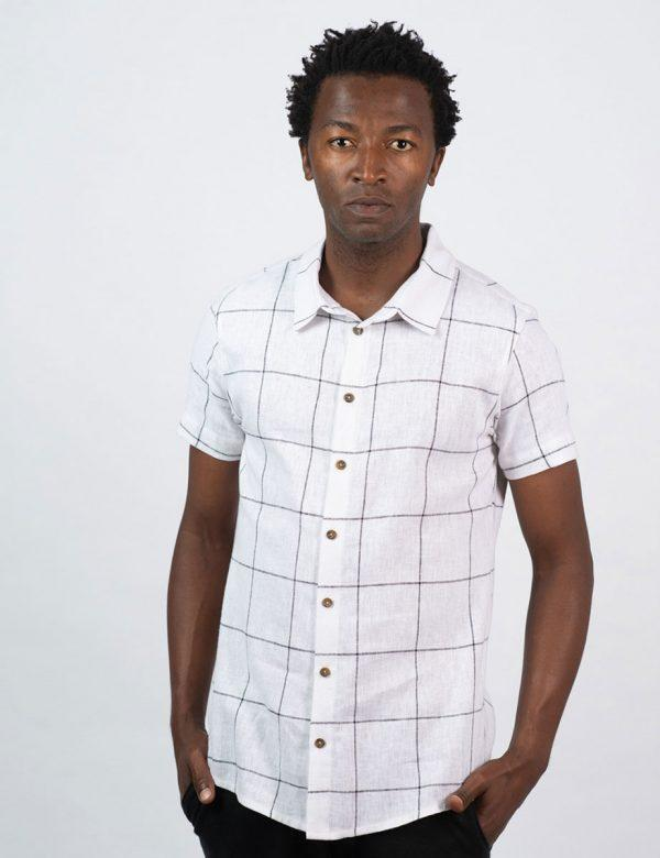 Summer Shirt - Vintage Check - Front