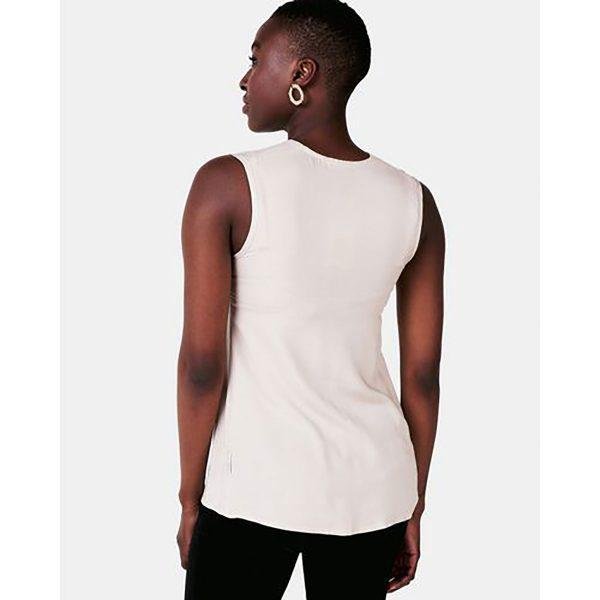 Gypsey Top - Ivory - Back