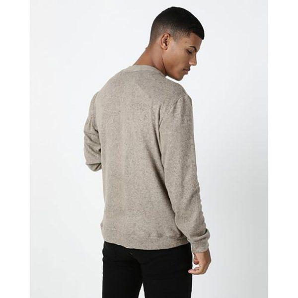 Male Cardy - Natural - Back