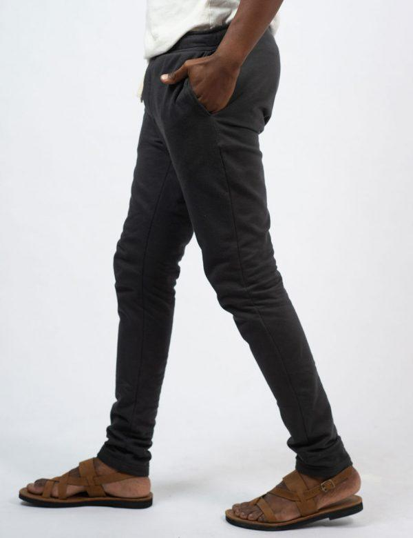 Male Skinny Jogger - New Charcoal - Side 2
