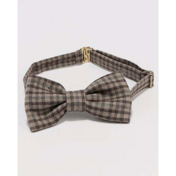 Bowtie - Check - Front
