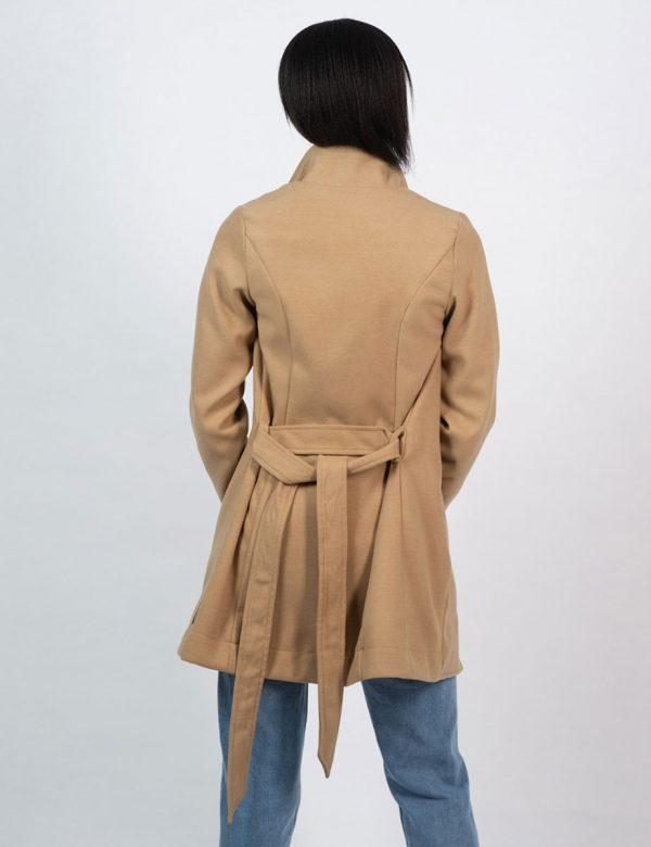 Classic Trench - Camel - Back