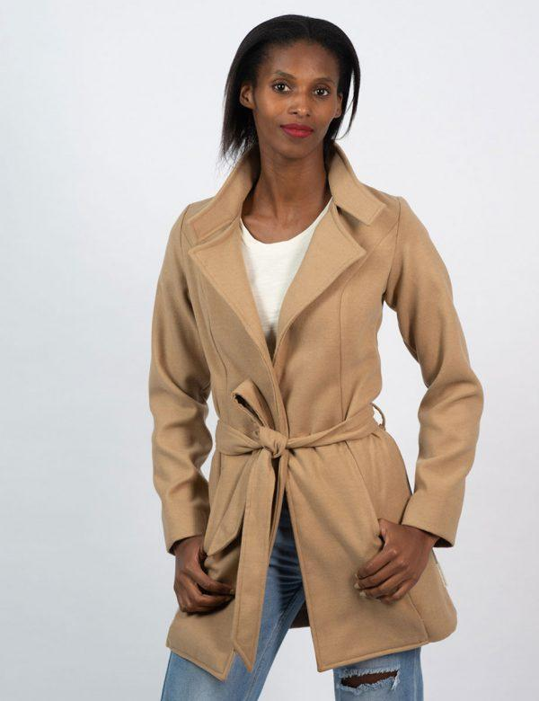 Classic Trench - Camel - Front 1