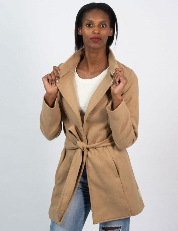 Classic Trench - Camel - Side front