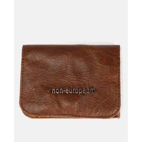 Wallet - Soft Brown & Br Ant Copper - Front