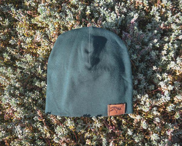 Baby Beanie - Light Taupe - Front