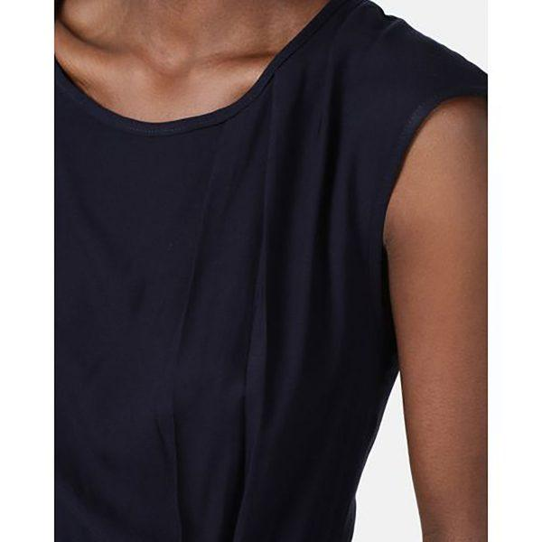 Day Dress - Navy - Detail 2