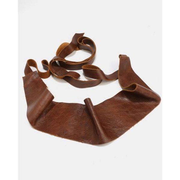 Obi Belt - Soft Brown - Lifestyle shot