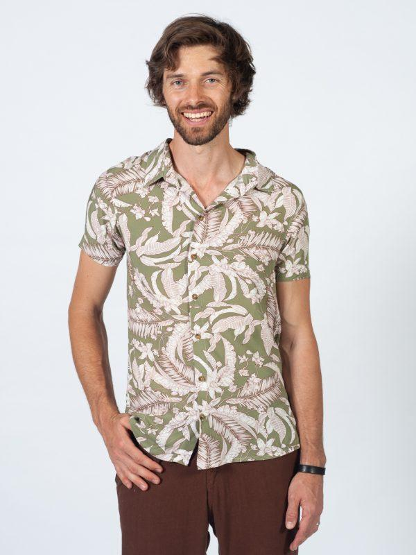 Summer Shirt - Palm Beach - Front