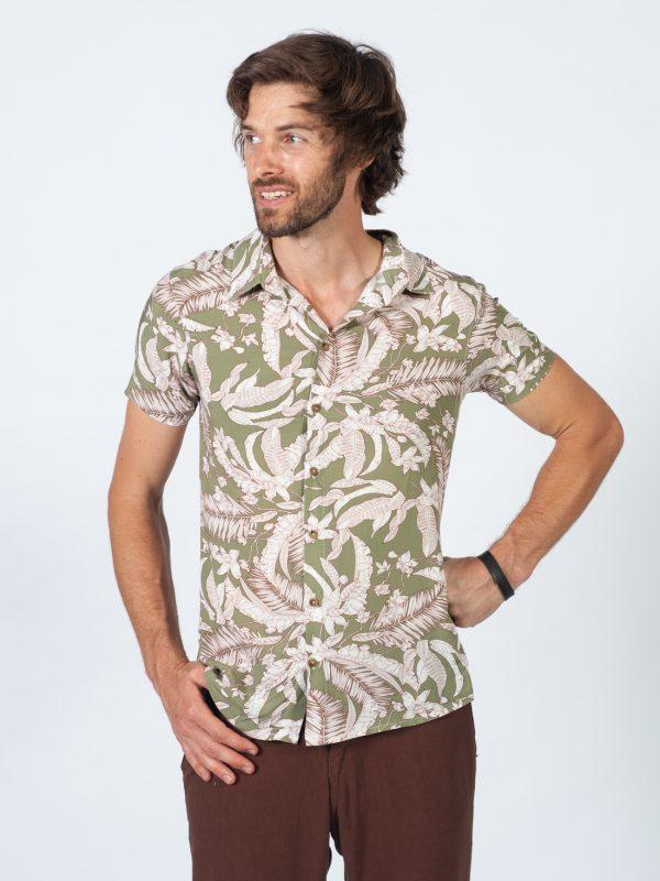 Summer Shirt - Palm Beach - Side front