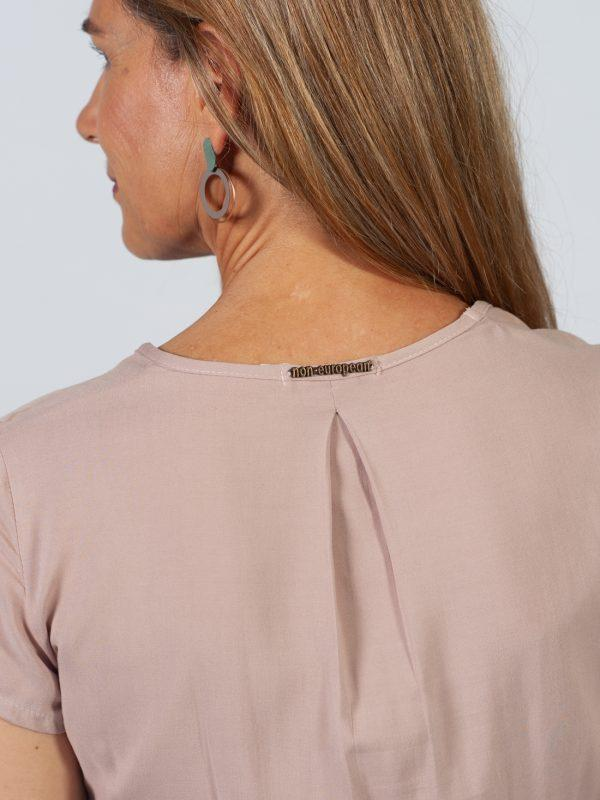 Casual Dress - Nude - Detail