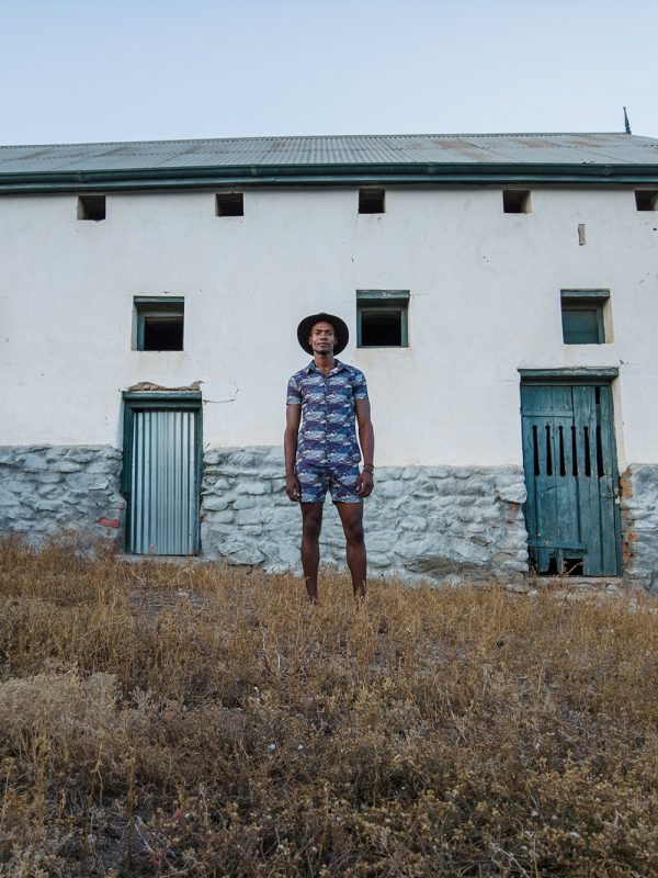 Summer Shirt - Cape of Storms - Lifestyle Shot