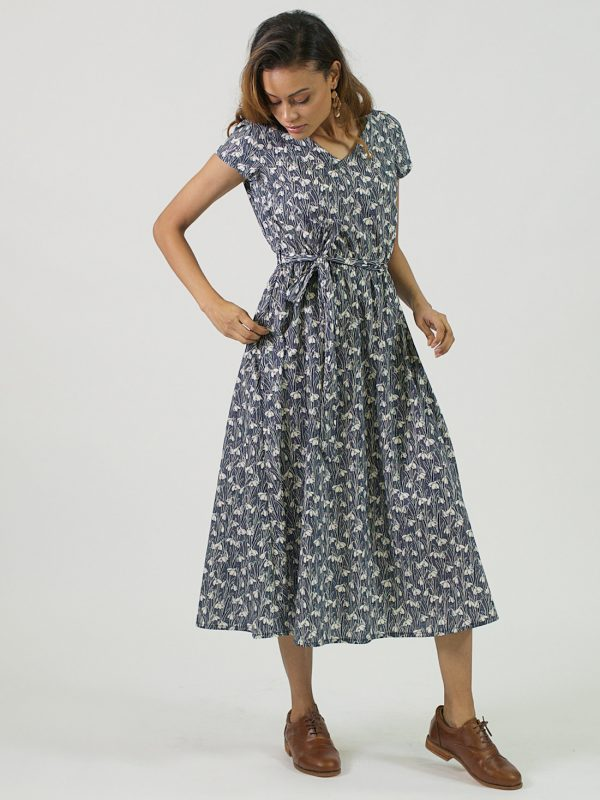 Casual Dress - New Dawn Bloom - Front
