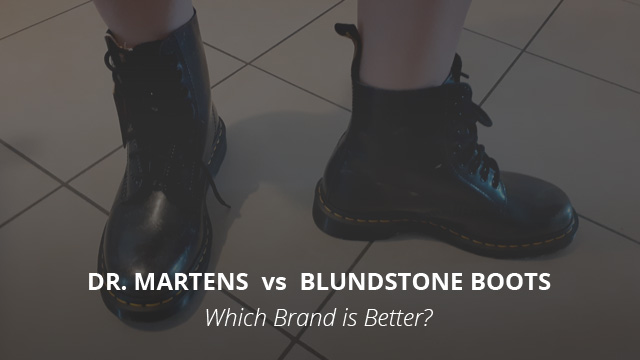 Dr. Martens vs Blundstone Boots: Which Brand is Better?   Norway  Geographical