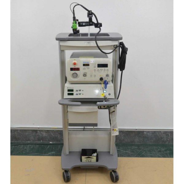 Alcon Ophthalas 532 EyeLite Laser Photocoagulator