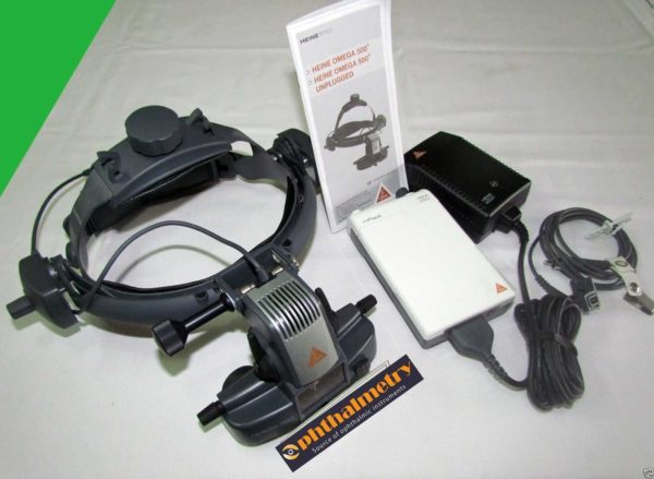 HEINE OMEGA 500 Binocular Indirect Ophthalmoscope