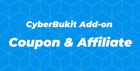 CyberBukit Add-on - Coupon and Affiliate Nulled