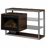 Wide Tv Stands Entertainment Center Columbia Walnut/Black (Photo 9 of 15)