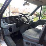 Ford Tourneo Long 9 osobowy środek