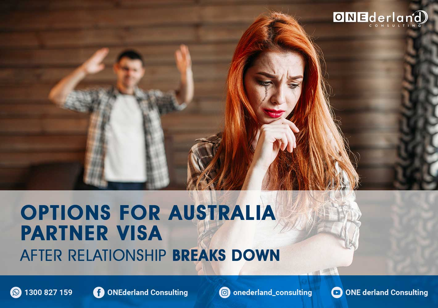 Options for Australia Partner Visa After Relationship Breaks Down