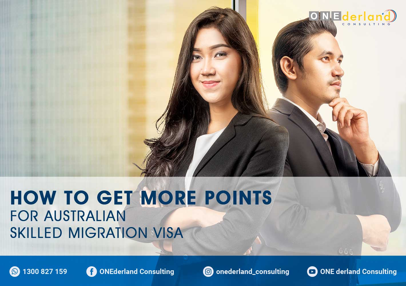 How to Get More Points for Australian Skilled Migration Visa
