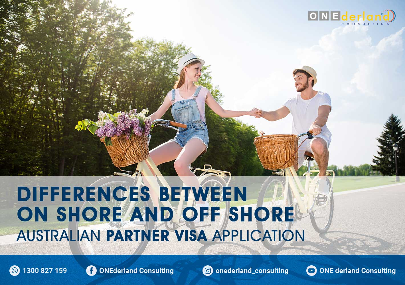 Differences Between Onshore and Offshore Australian Partner Visa Application
