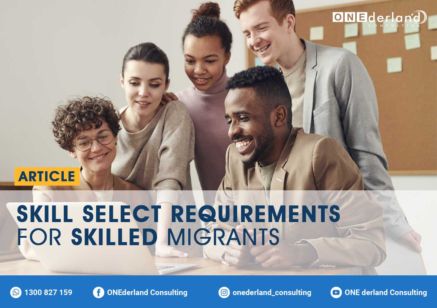 Skill Select Requirements for Skilled Migrants