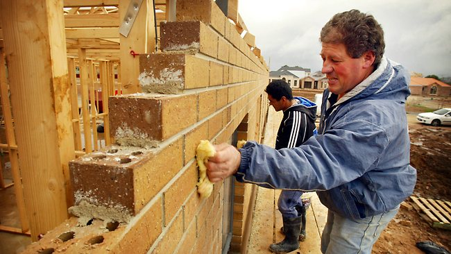 Skilled Brick Layers Can Apply for Working Visa to Australia