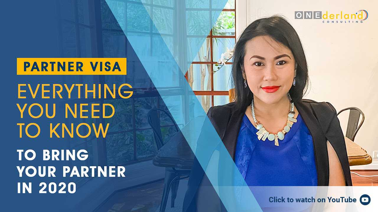 Partner Visa everything you need to know to bring your partner in 2020