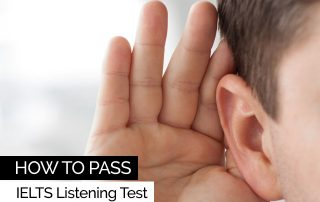 How to pass IELTS Listening Skill Test