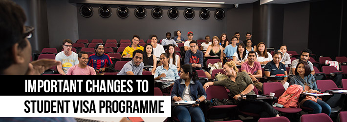 IMPORTANT Changes To The Australian Student Visa Programme