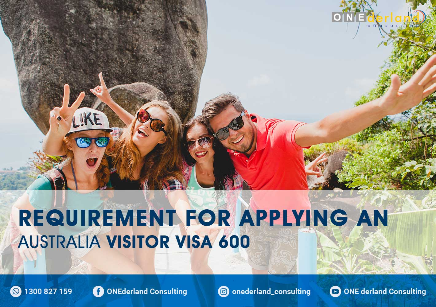 Requirement For Applying an Australia Visitor Visa 600
