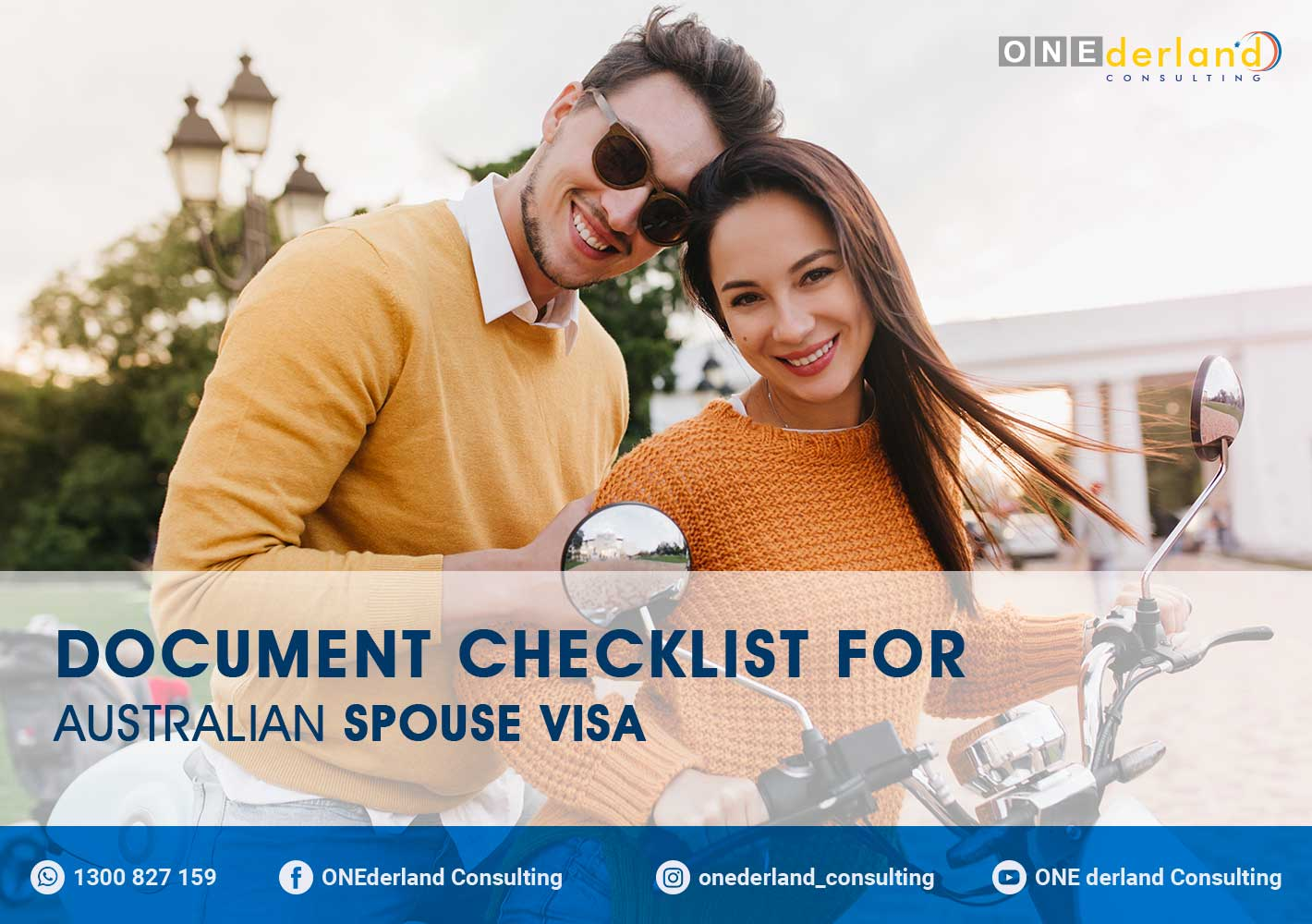Document Checklist for Australian Spouse Visa