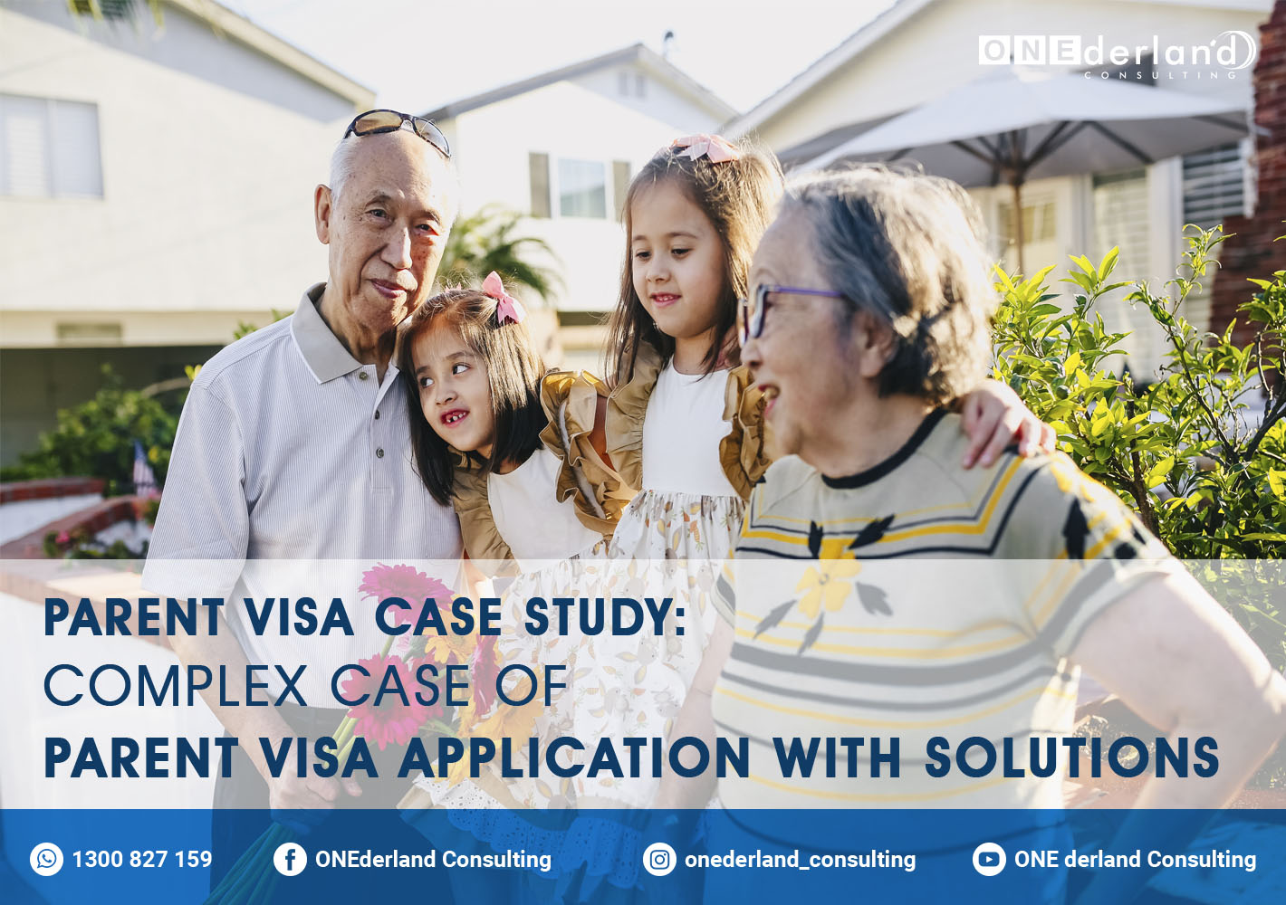 Parent Visa Case Study : Complex Case Application