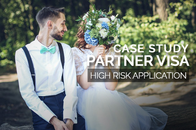 Partner Visa Application High Risk Country