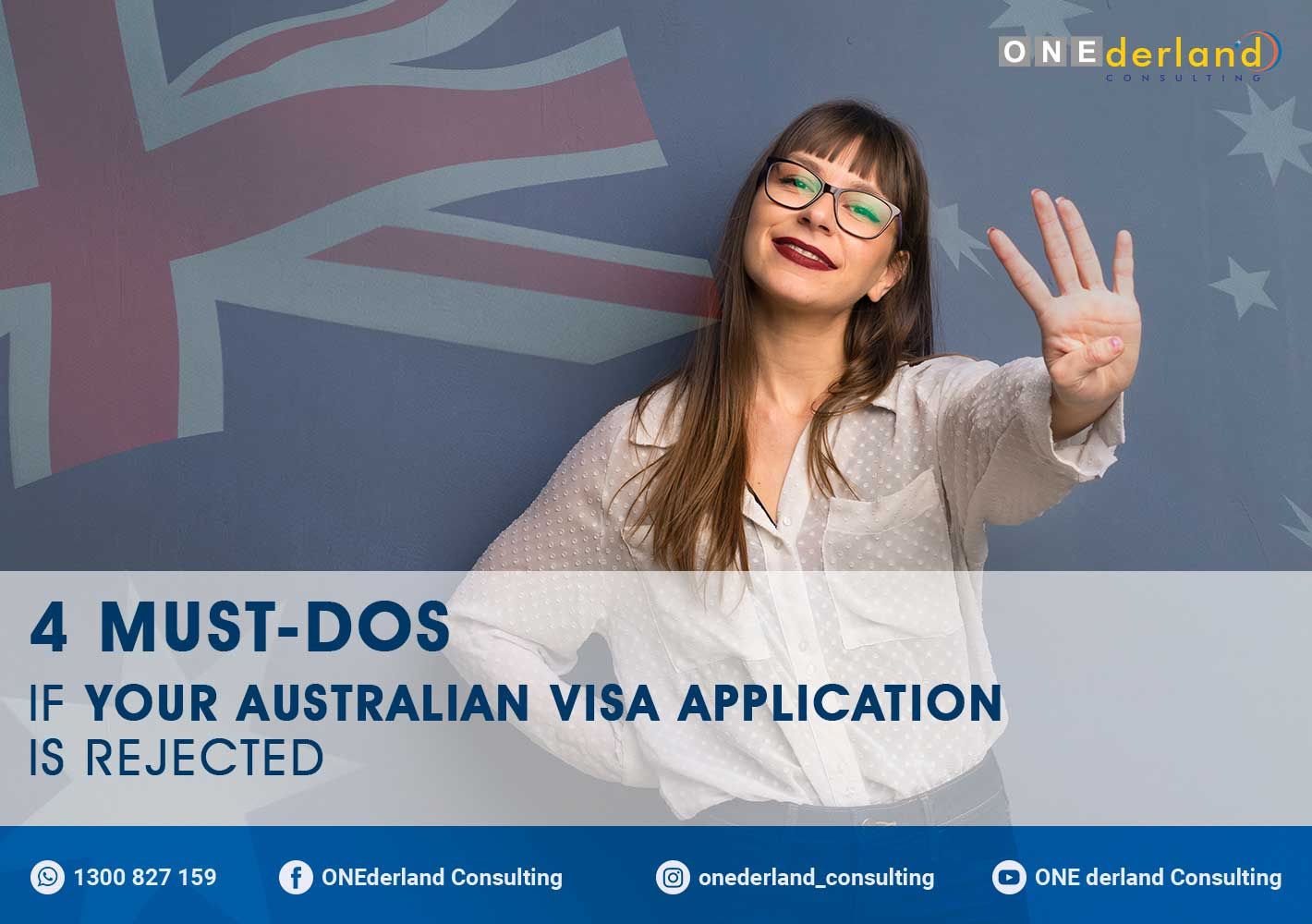 4 Must-Dos if Your Australian Visa Application is Rejected