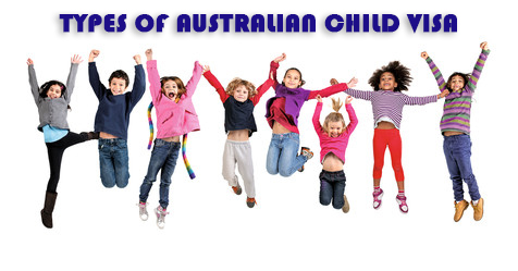Australia Child Visa Types and Requirement Explained