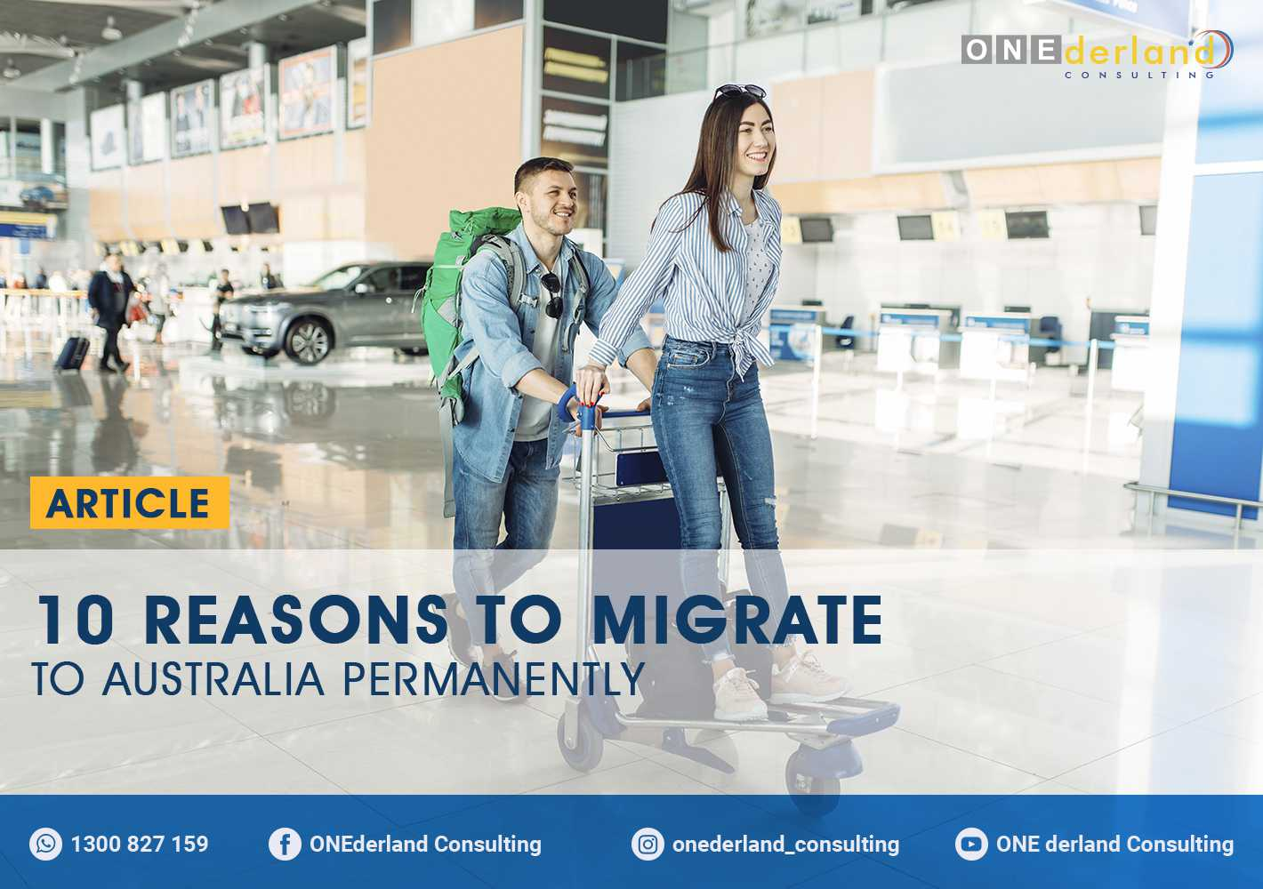 10 Reasons to Migrate to Australia Permanently