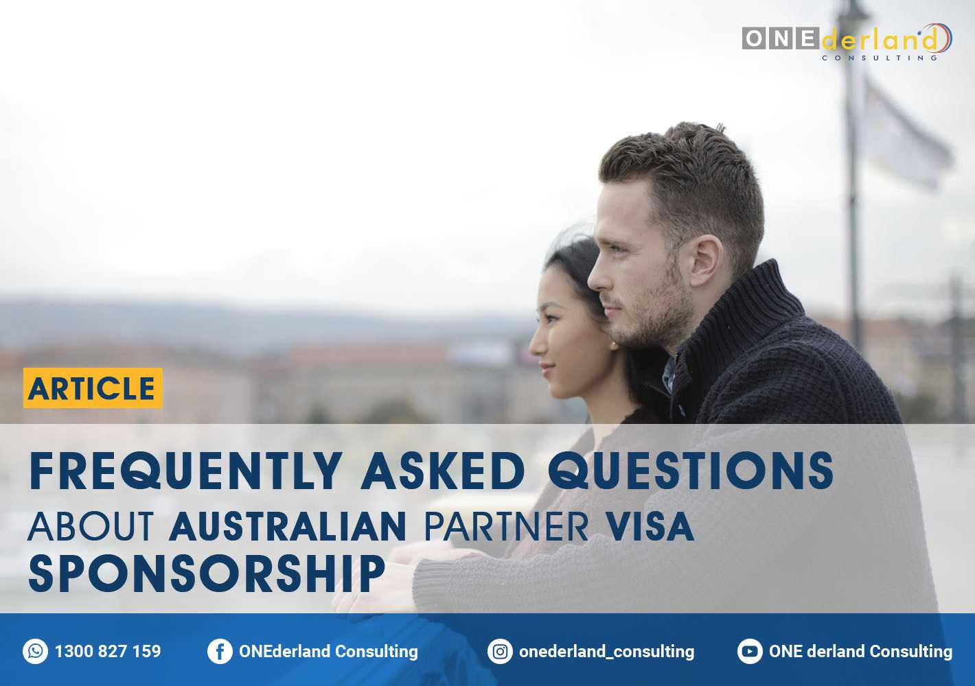 Australian Partner Visa Sponsorship Frequently Asked Questions (FAQ)