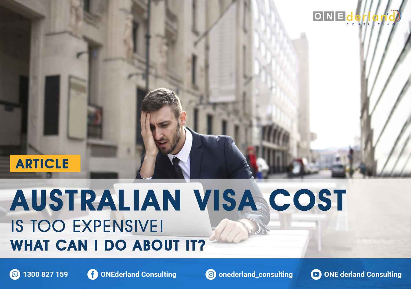 Australian Visa Cost is Too Expensive! What can I do about it?