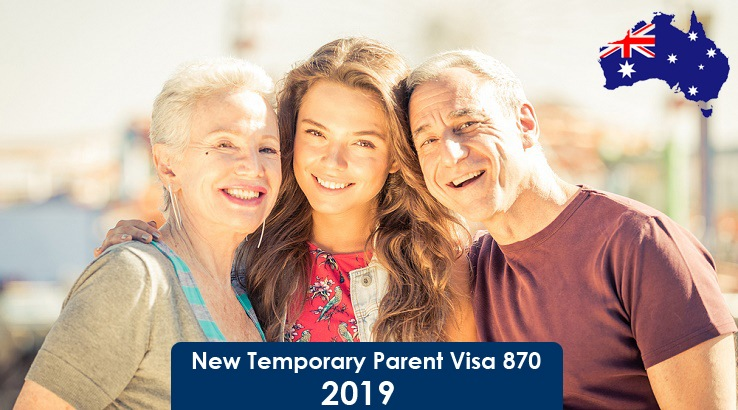 Introduction to Sponsored Parent (Temporary) Visa subclass 870 – NEW PARENT VISA 2019 Christmas came early, new temporary Parent Visa in town