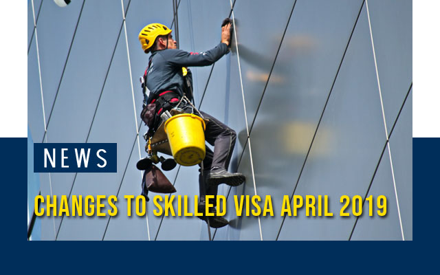 New Skilled Visa to Be Introduced in 2019