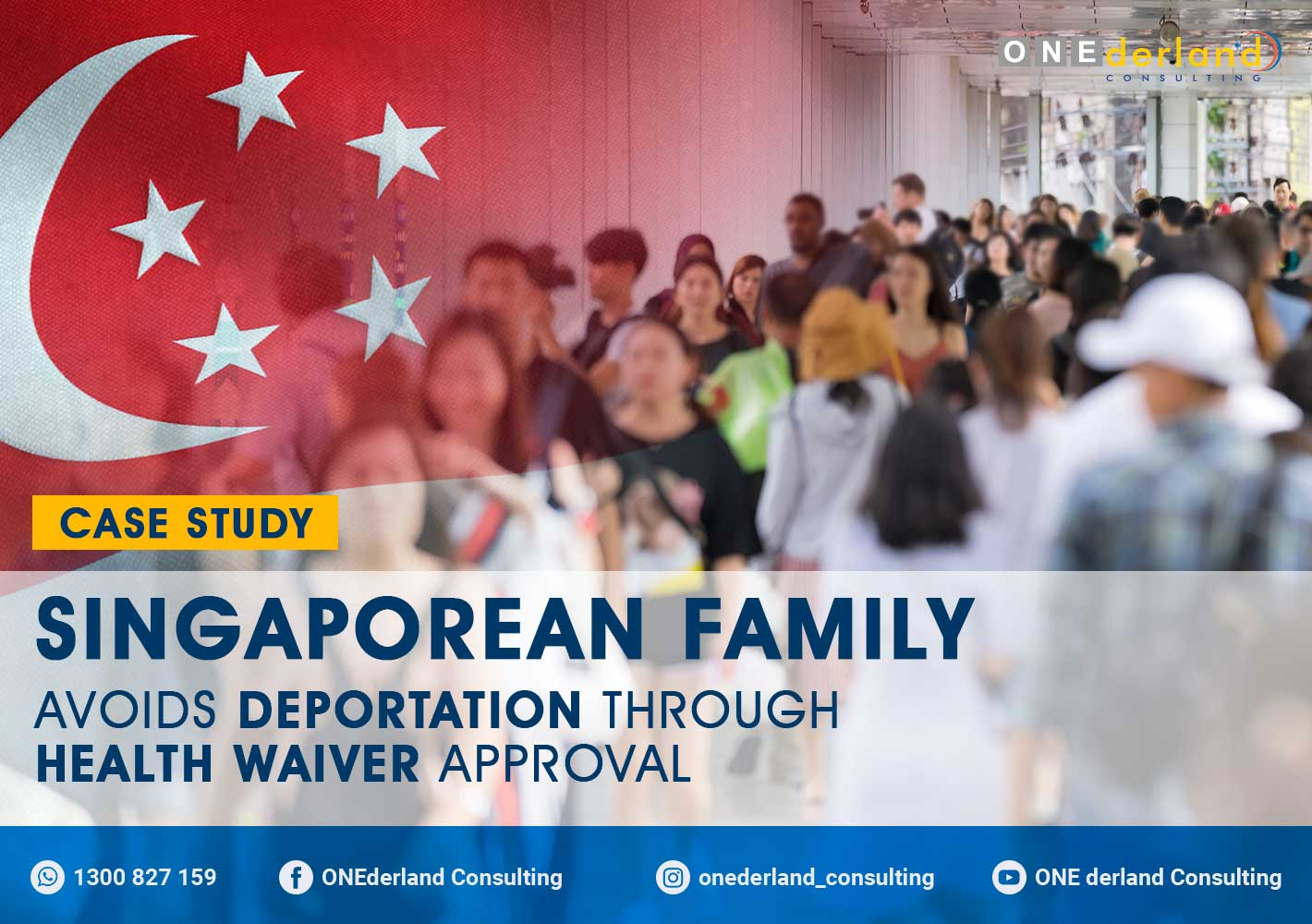 Singaporean Family Avoids Deportation Through Health Waiver Approval