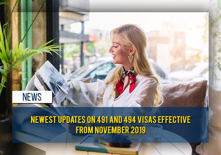 New Australian Skilled Visa 2019