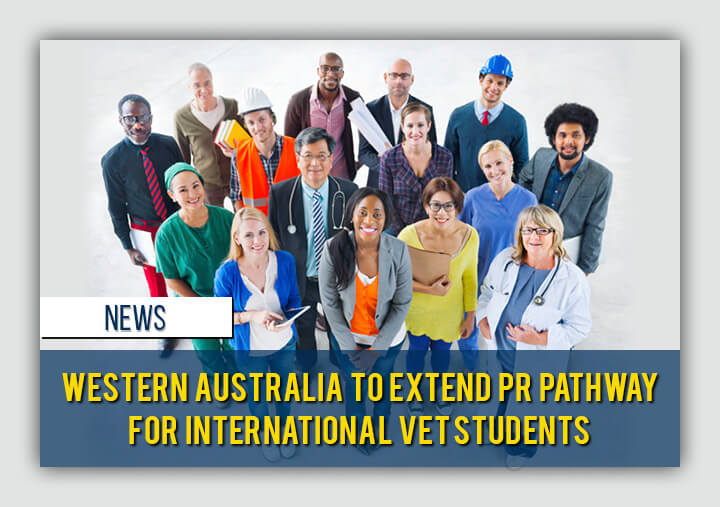 New WA State Nomination Program for International Student