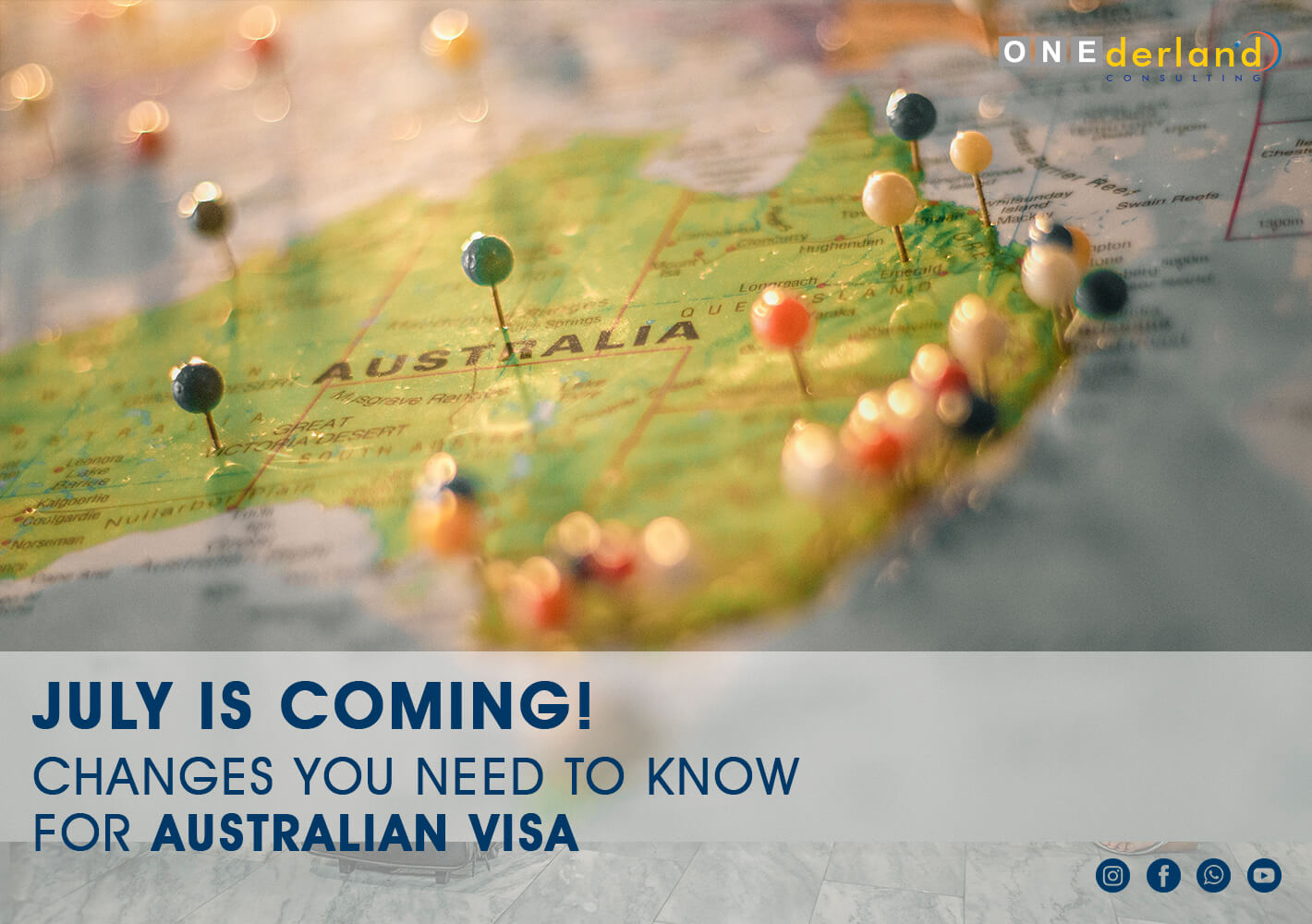 Australian Visa Regulation Changes July 2020